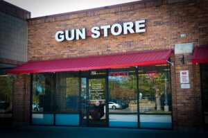 Gun Store in Western Suburbs was on Verge of Foreclosure!